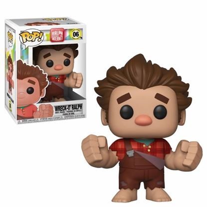 Imagen de Wreck-It Ralph 2 POP! Movies Vinyl Figura Wreck-It Ralph 9 cm