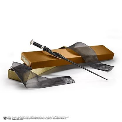 Imagen de Varita Mágica de Albus Dumbledore en caja Ollivander - Animales Fantásticos 2