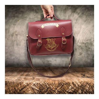 Imagen de Bolso Térmico Hogwarts (Satchel Style) - Harry Potter