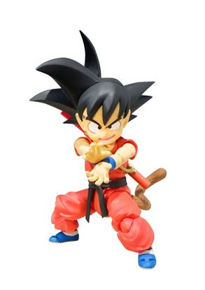 Imagen de Dragon Ball Figura S.H. Figuarts Kid Goku 10 cm