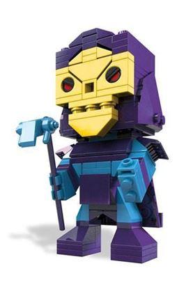 Imagen de Masters of the Universe Kubros Kit de Construcción Skeletor 14 cm