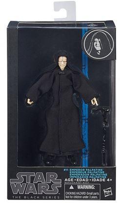Imagen de Star Wars Black Series Figuras 15 cm Palpatine