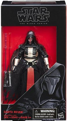Imagen de Star Wars Black Series Figura 2018 Darth Revan 15 cm