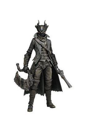 Imagen de Bloodborne Figura Figma Hunter 15 cm
