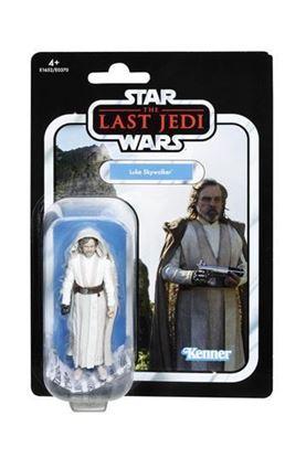 Imagen de Star Wars Black Series Vintage Figuras 10 cm 2018 Luke Skywalker (Last Jedi)