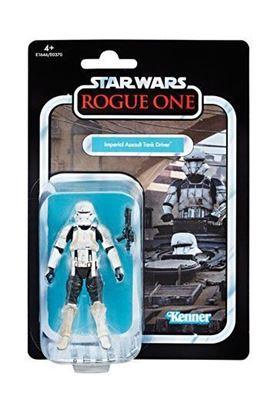 Imagen de Star Wars Black Series Vintage Figuras 10 cm 2018 Imperial Assault Tank Driver