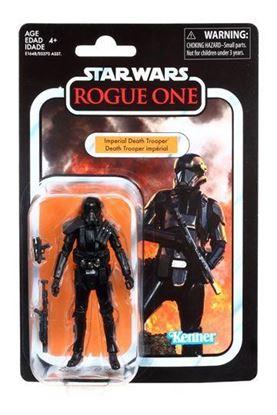 Imagen de Star Wars Black Series Vintage Figuras 10 cm 2018 Imperial Death Trooper