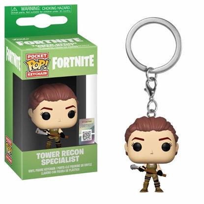 Imagen de Fortnite Llavero Pocket POP! Vinyl Tower Recon Specialist 4 cm DISPONIBLE APROX: FEBRERO 2019