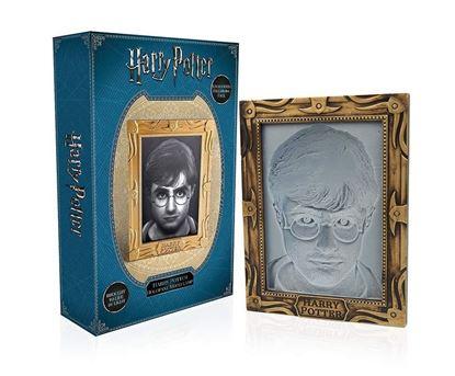 """Imagen de Cuadro - Lámpara """"Holopane®"""" Harry Potter"""