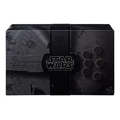 Imagen de Star Wars Episode V Black Series Figura 2018 Han Solo Exogorth Escape Exclusive 15 cm