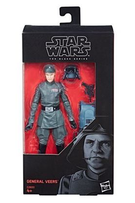 Imagen de Star Wars Black Series Figura 2018 General Veers Exclusive 15 cm