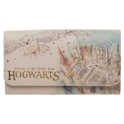 Imagen de Cartera Monedero Hogwarts - Harry Potter