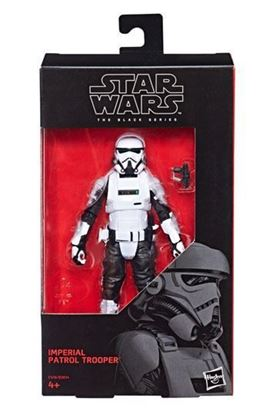 Imagen de Star Wars Black Series Figura 2018 Imperial Patrol Trooper (Solo) 15 cm