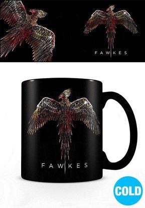 Imagen de Taza Térmica Fawkes - Harry Potter