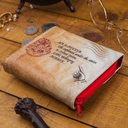 Imagen de Monedero Carta Hogwarts - Harry Potter