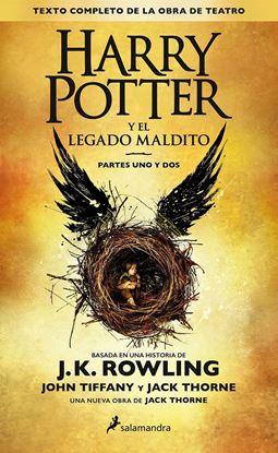 Imagen de Harry Potter y el legado maldito