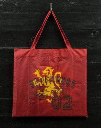 Imagen de Bolsa Plegable Hogwarts - Quidditch - Harry Potter