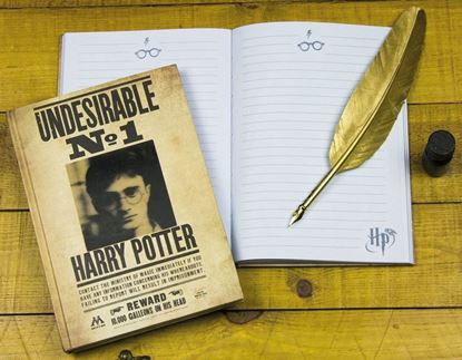 Imagen de Cuaderno Holograma Lenticular Harry - Harry Potter