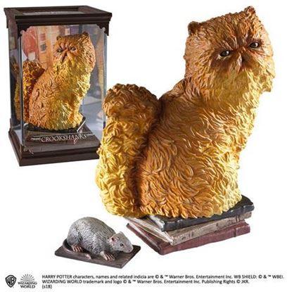 "Imagen de Figura Crookshanks ""Magical Creatures"" - Harry Potter"