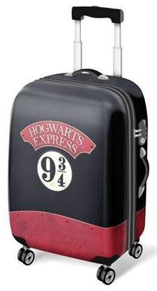 Imagen de Maleta Trolley ABS Hogwarts Express 9 3/4 - Harry Potter