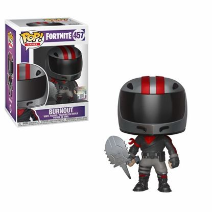 Imagen de Fortnite POP! Games Vinyl Figura Burnout 9 cm.