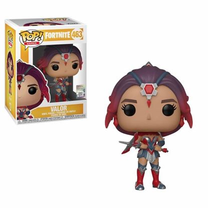 Imagen de Fortnite POP! Games Vinyl Figura Valor 9 cm.