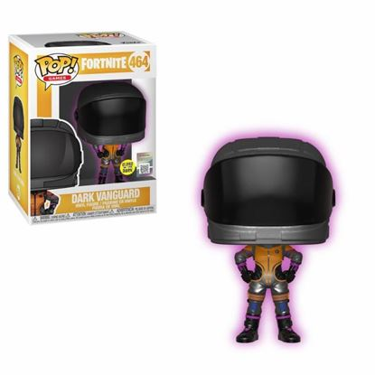 Imagen de Fortnite POP! Games Vinyl Figura Dark Vanguard GITD 9 cm