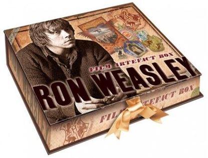 Imagen de Caja de recuerdos de Ron Weasley - Harry Potter