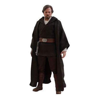 Imagen de Star Wars Episode VIII Figura Movie Masterpiece 1/6 Luke Skywalker Crait 29 cm