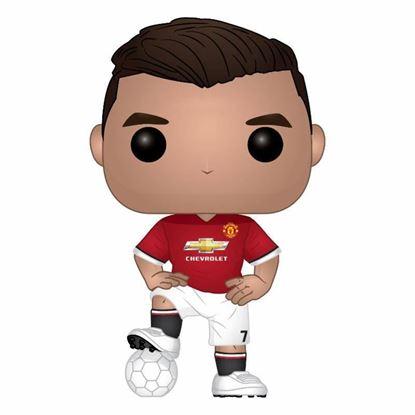 Imagen de POP! Football Vinyl Figura Alexis Sánchez (Manchester United) 9 cm. DISPONIBLE APROX: JULIO 2019