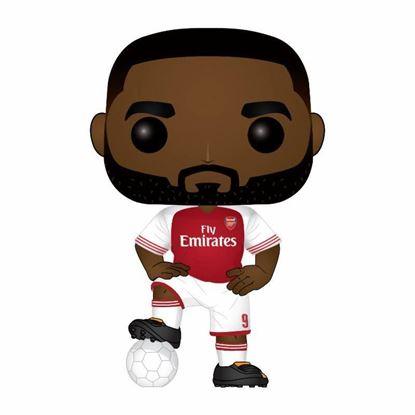 Imagen de POP! Football Vinyl Figura Alexandre Lacazette (Arsenal) 9 cm. DISPONIBLE APROX: JULIO 2019
