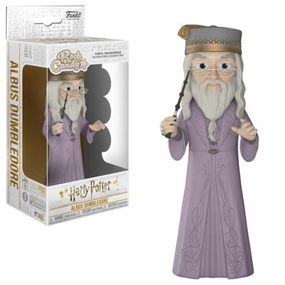 Imagen de Harry Potter Rock Candy Vinyl Figura Albus Dumbledore 13 cm
