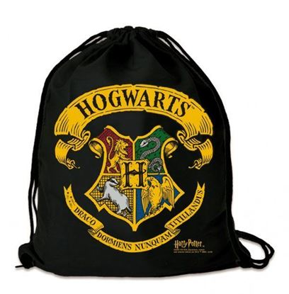 Imagen de Mochila de Cuerdas Hogwarts - Harry Potter
