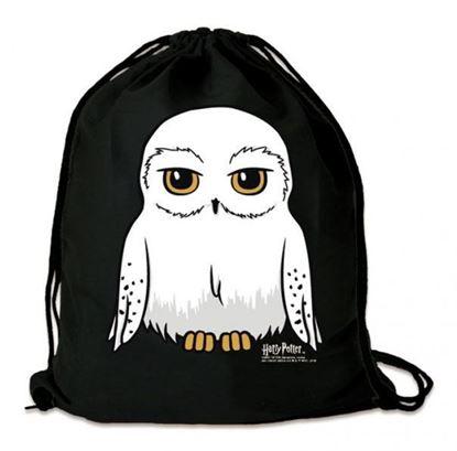 Imagen de Mochila de Cuerdas Hedwig - Harry Potter