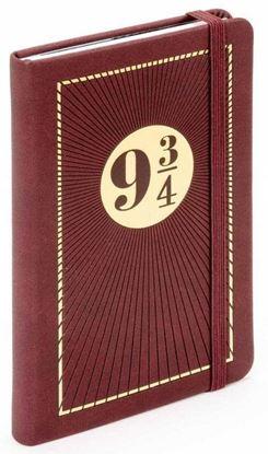 """Imagen de Mini Libreta """"Travel Journal"""" Andén 9 3/4 - Harry Potter"""