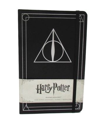 Imagen de Libreta Reliquias de la Muerte - Harry Potter