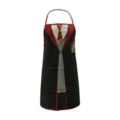 Imagen de Delantal Adulto Gryffindor - Harry Potter