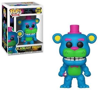 Imagen de Five Nights at Freddy's Blacklight POP! Games Vinyl Figura Blacklight Freddy 9 cm