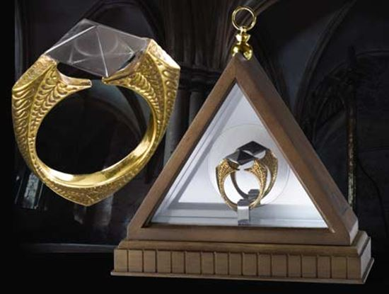 Picture of Réplica Anillo de Gaunt - Horrocrux - Harry Potter