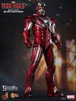 Picture of Iron Man 3 Figura Iron Man Mark XXXIII Silver Centurion