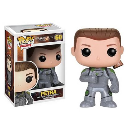 Picture of FIGURA POP MOVIES: ENDER`S GAME PETRA