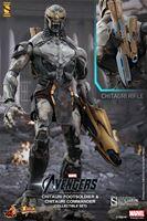 Picture of Los Vengadores Pack de 2 Figuras Chitauri Commander y Footsoldier