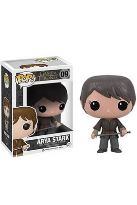 Picture of FIGURA POP MOVIE JUEGO DE TRONOS: ARYA STARK10 CM