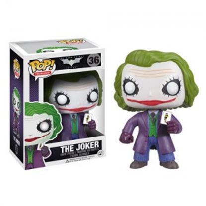 Picture of Batman The Dark Knight POP! Animation Vinyl Figura Joker 9 cm