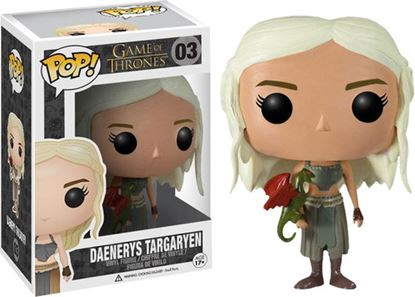Picture of  FIGURA POP MOVIE JUEGO DE TRONOS: DAENERYS 10 cm