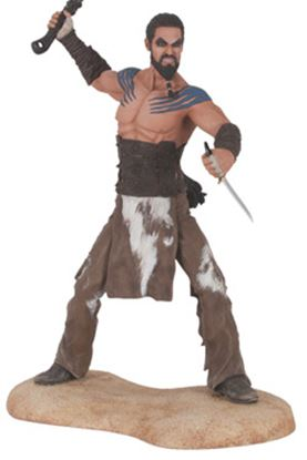 Picture of Juego de Tronos Estatua Khal Drogo