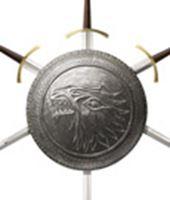 Picture of Juego de Tronos Escudo de Infantería de Stark