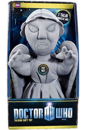 Picture of Doctor Who Peluche con sonido Weeping Angel 23 cm