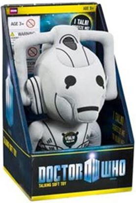Picture of Doctor Who Peluche con sonido Cyberman 23 cm