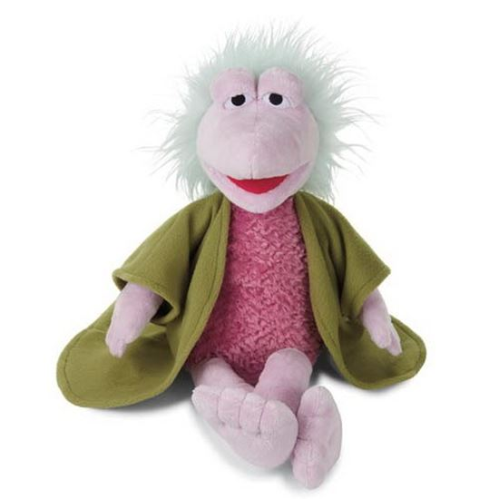 Picture of PELUCHE FRAGGLE ROCK MOKEY (MUSY) 43 CMS